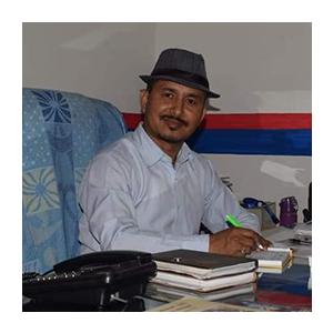 Tej Prakash Shrestha